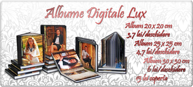 Albume Digitale Lux