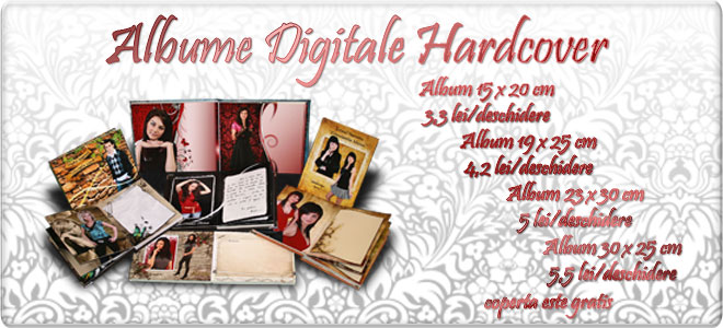 Albume Digitale Hardcover
